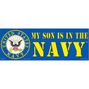 Eagle Emblems BM0044 Sticker-Usn, My Son (3-1/2