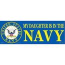 Eagle Emblems BM0045 Sticker-Usn, My Daughter (3-1/2