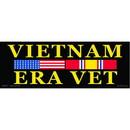 Eagle Emblems BM0047 Sticker-Vietnam Era Vet (3-1/2