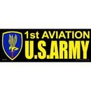 Eagle Emblems BM0059 Sticker-Army, 001St Aviat (3-1/2