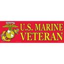 Eagle Emblems BM0064 Sticker-Usmc Logo, Veteran (3-1/2