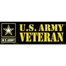 Eagle Emblems BM0070 Sticker-Army Logo, Veteran