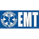 Eagle Emblems BM0185 Sticker-Emt Logo (3