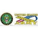 Eagle Emblems BM0466 Sticker-Army Symbol, Freed (3-1/2