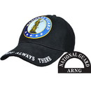 Eagle Emblems CP00119 Cap-Army, National Guard (Brass Buckle)