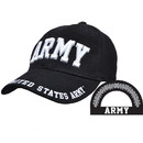 Eagle Emblems CP00120 Cap-Army, Letters (Brass Buckle)