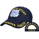 Eagle Emblems CP00275 Cap-Uscg Semper Paratus (Brass Buckle)