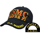 Eagle Emblems CP00317 Cap-Usmc, Semper Fi (Brass Buckle)