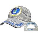 Eagle Emblems CP00400 Cap-Usaf Emblem Ii (Brass Buckle)