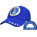 Eagle Emblems CP00401 Cap-Usaf Emblem (Brass Buckle)