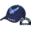 Eagle Emblems CP00406 Cap-Usaf Symbol (Brass Buckle)