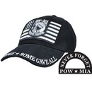 Eagle Emblems CP00500 Cap-Pow*Mia, Not Forgotten (Brass Buckle)