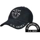 Eagle Emblems CP00501 Cap-Army, Special Forces (Brass Buckle)