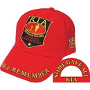 Eagle Emblems CP00517 Cap-Kia Some Gave All (Brass Buckle)