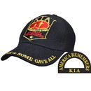 Eagle Emblems CP00518 Cap-Kia America Remembers (Brass Buckle)