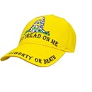 Eagle Emblems CP00702 Cap-Dont Tread On Me (Brass Buckle)