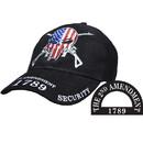 Eagle Emblems CP00810 Cap-Death Spade (Brass Buckle)