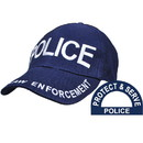 Eagle Emblems CP01705 Cap-Police (Brass Buckle)