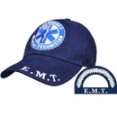 Eagle Emblems CP01712 Cap-Emt Logo (Brass Buckle)