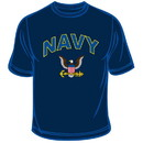 Eagle Emblems CS0310 Tee-Us Navy