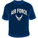 Eagle Emblems CS0410 Tee-Us Air Force