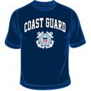 Eagle Emblems CS0510 Tee-Us Coast Guard