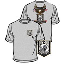 Eagle Emblems CS1012 Tee-Pow*Mia, Still Give
