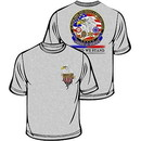 Eagle Emblems CS1030 Tee-American Heroes