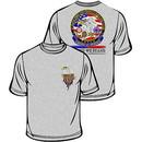 Eagle Emblems CS1030 Tee-American Heroes