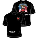 Eagle Emblems CS1062 Tee-Kia, Honor Eagle