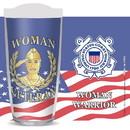 Eagle Emblems CU1060 Cup-Woman Vet, Us Coast Guard, 16 oz