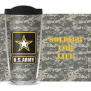 Eagle Emblems CU1101 Cup-Us Army, Camo, 16 oz