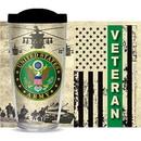 Eagle Emblems CU1103 Cup-Us Army, Veteran, 16 oz