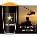 Eagle Emblems CU1105 Cup-Us Army, Defender, 16 oz
