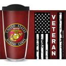 Eagle Emblems CU1203 Cup-Us Marines, Veteran, 16 oz
