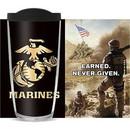Eagle Emblems CU1205 Cup-Us Marines, Earned, 16 oz