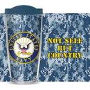 Eagle Emblems CU1301 Cup-Us Navy, Camo, 16 oz