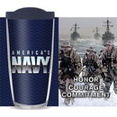 Eagle Emblems CU1305 Cup-Us Navy, Forged, 16 oz