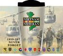 Eagle Emblems CU1555 Cup-Vietnam Veteran, 16 oz