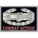Eagle Emblems DC0005 Sticker-Army, Cab (3