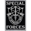 Eagle Emblems DC0093 Sticker-Special Forces (3-1/4