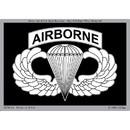 Eagle Emblems DC0116 Sticker-Army, Para, A/B (3