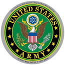 Eagle Emblems DC0131 Sticker-Army Symbol (3-1/2