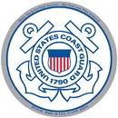 Eagle Emblems DC0134 Sticker-Uscg Logo (3-1/2