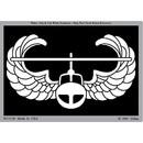 Eagle Emblems DC0138 Sticker-Army, Air Assault (3