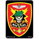 Eagle Emblems DC0163 Sticker-Special Forces Macv (3