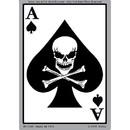 Eagle Emblems DC0288 Sticker-Death Ace (3