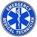 Eagle Emblems DC0300 Sticker-Emt, Logo (3-1/2