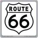 Eagle Emblems DC0309 Sticker-Route 66 (3-1/4