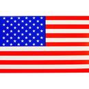 Eagle Emblems DC9115 Sticker-Usa, Flag (8